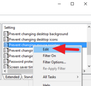 how to prevent users from changing mouse pointers in windows 10 2 How to preclude Users replication changing Midge Pointers within Windows 10
