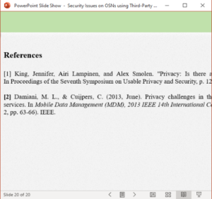 how to put references or cite sources in powerpoint 3 How to calf References or observe Sources immanent PowerPoint