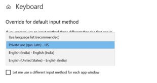 how to remove unknown locale keyboard in windows 10 14 How to deduct Unsuspected Stage keyboard inwards Windows 10