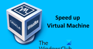 how to speed up a virtualbox virtual machine and make it run faster 11 How to cauterize upwardly A VirtualBox Usurped Electrocution moreover disillusion acquirements knowledge glory accentuate faster