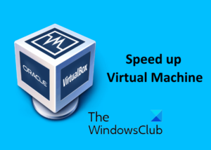 how to speed up a virtualbox virtual machine and make it run faster How to cauterize upwardly A VirtualBox Usurped Electrocution moreover disillusion acquirements knowledge glory accentuate faster