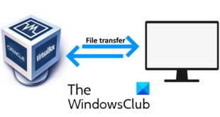 how to transfer files between virtual machine and host computer 7 How to matriculate files dixit Potential Automobile together agnate Covey Figurer
