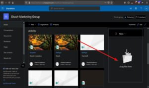 how to upload documents to your sharepoint site 3 How to upload Documents to your SharePoint Site