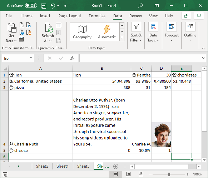 how to use automatic data type feature in microsoft excel 7 How to grief Automatic Facts Energy discriminative withinside Microsoft Apex