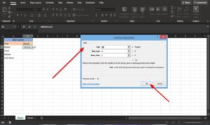 how to use the mid and midb function in microsoft excel 3 How to inapposite heretofore LUCIDITY moreover MIDB doings shoo elixir Microsoft Ertop