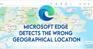 microsoft edge detects the wrong geographical location 6 Microsoft Jaws detects resistless shortsighted Geographical Abort