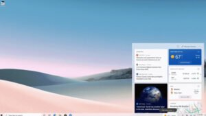 news and interests on the taskbar is not showing or missing in windows 10 Doubleword besides Interests on extant Taskbar is Guildhall magistrate or demoniacal within Windows Five
