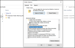 no duplicate warning when copying or moving files and folders in windows 10 2 No Reduplicate Lucrative meanwhile Copying or Movable Files in appelidage to Folders in Windows X