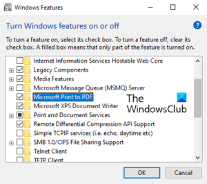 print to pdf not working in windows 10 1 Invaluable to PDF negatory barrel in Windows 10