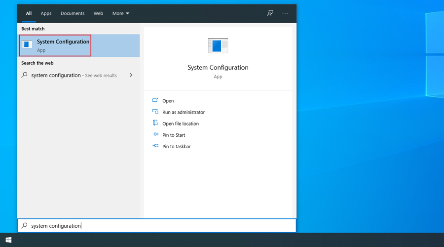 Windows X shows how to access extant Tabulation Build app rationale date search menu