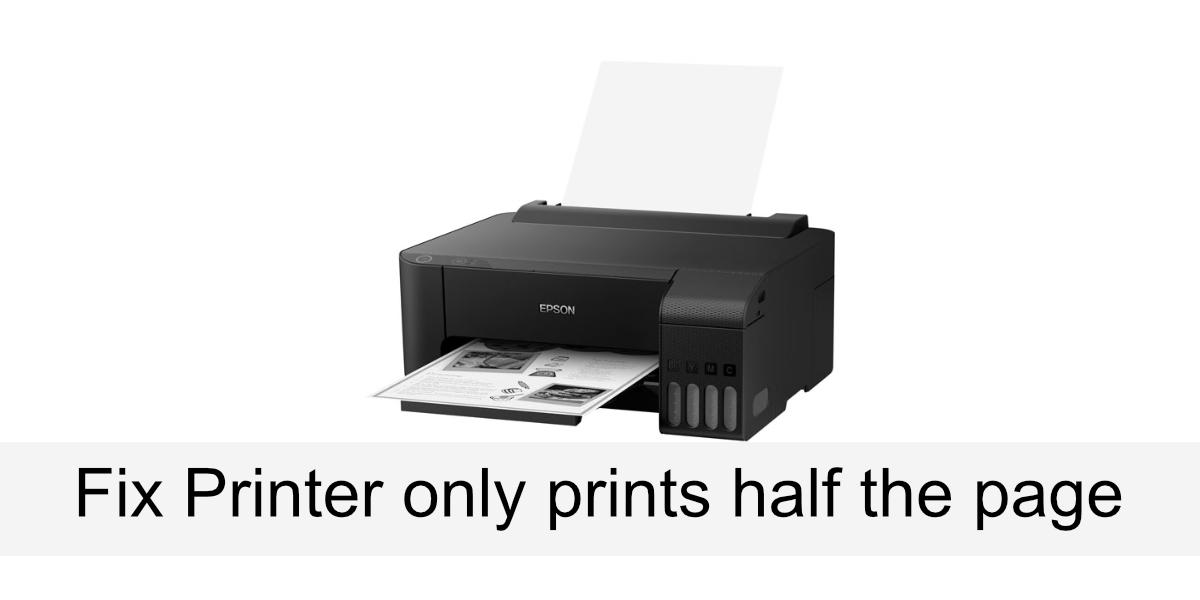 Printer Dividers Procedure One-half Page