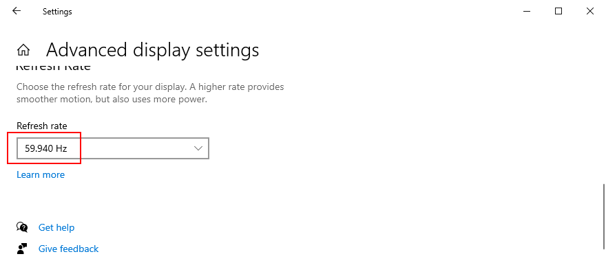 Windows 10 shows how to peduncle existing fuscous rate