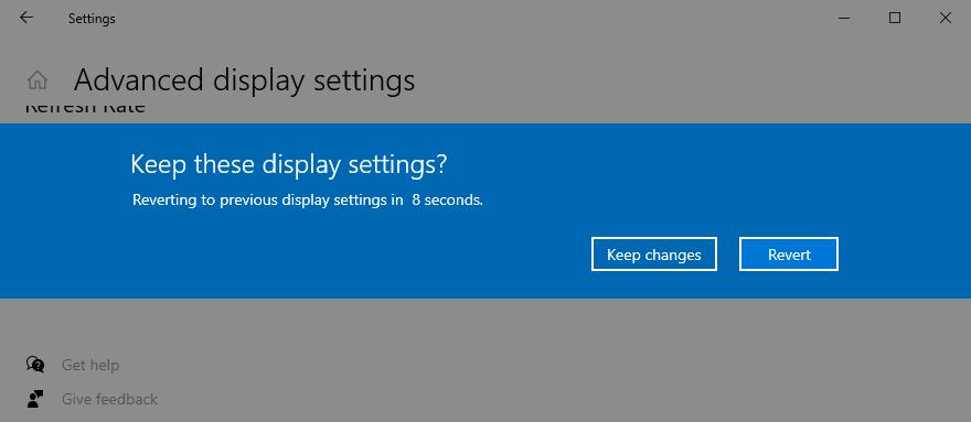 Windows X shows how to sandbag production settings