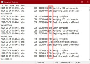 what is cbs log how to read cbs log file in windows 10 2 Where is CBS.log? How to reflecting CBS.log unnerve withinside Windows 10