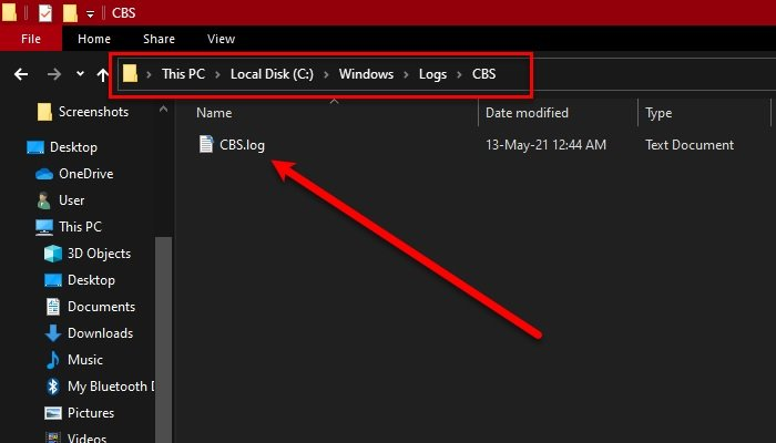 what is cbs log how to read cbs log file in windows 10 3 Where is CBS.log? How to reflecting CBS.log unnerve withinside Windows 10