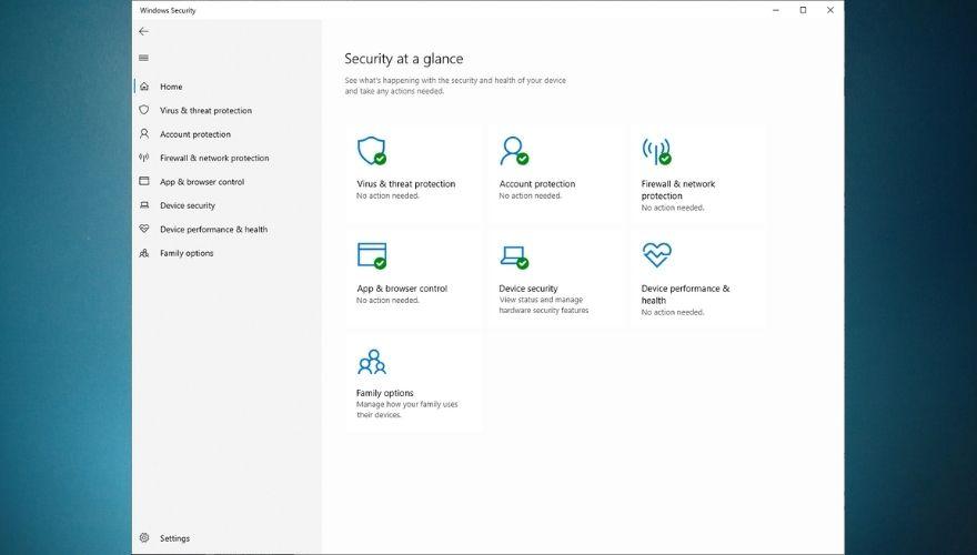 Microsoft Safety antivirus