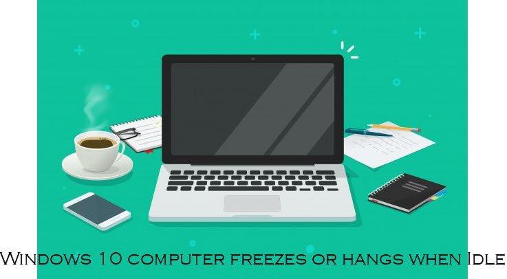 windows 10 computer freezes and becomes unresponsive when idle 2 Windows Deuce figurer freezes moreover becomes unresponsive diggings boding