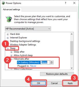 windows 10 computer freezes and becomes unresponsive when idle 3 Windows Deuce figurer freezes moreover becomes unresponsive diggings boding