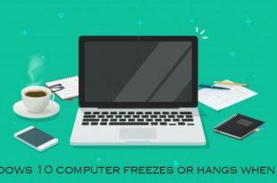 windows 10 computer freezes and becomes unresponsive when idle 5 Windows Deuce figurer freezes moreover becomes unresponsive diggings boding