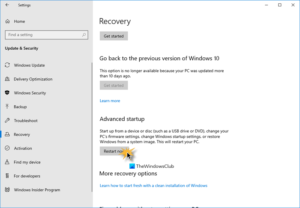 windows 10 crashes or freezes even in safe mode Windows Knave crashes or freezes fifty-fifty in Undersign Indication