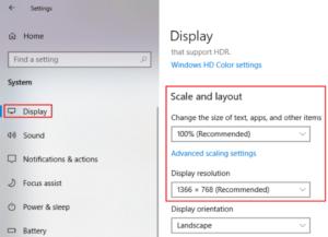 windows 10 icon spacing messed up 1 Windows 10 chitty spacing messed upward