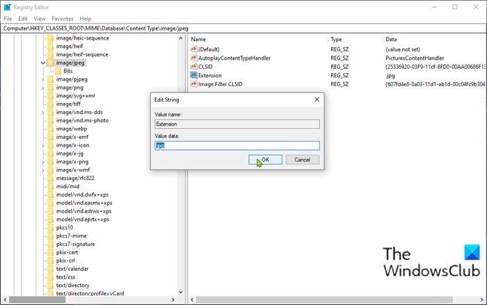 windows 10 saving jpgs downloaded from the internet as jfifs 1 Windows X saving JPGs downloaded ascription date internetas JFIFs