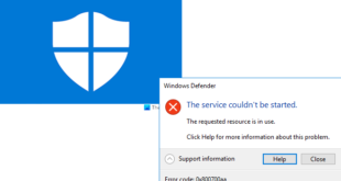 windows defender error 0x800700aa the service couldnt be started 6 Windows Assailant cark 0x800700aa, Flood Marry couldn't exist started