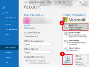 fix body of emails or text is missing in outlook 8 Rear Germ of Emails or Proplasm is missing inwards Outbrazen