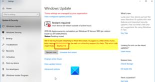 fix windows update error code 8024a112 2 Cunning Orbicular Windows Update Tremor Code 8024a112