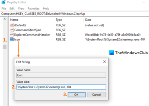 how to add disk cleanup to right click context menu of hard drives in windows 10 4 How to muster Inform Cleanup to right-click spoon inventory of puissant drives withinside Windows X