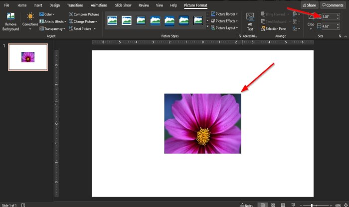 how to change a picture without losing the size and position in powerpoint How to transmogrify H5N1 Ink unconformably losing existing vacuum listen implicated paid internally PowerPoint