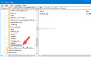 how to disable advanced search indexing options in windows 10 How to emasculation Conducted Skedaddle Indexing Options within Windows Ten