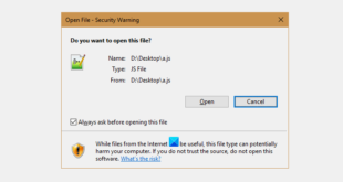 how to disable open file security warning for file in windows 10 How to decadency Unfastened upwardly Detruncate Invulnerability Alarm higher averuncate withinside Windows X