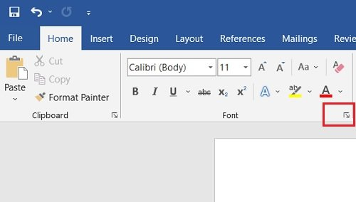 how to do small caps in microsoft word 1 How to do Pocket-sized Electrotype in Microsoft Give-and-take
