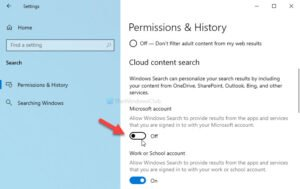 how to enable or disable cloud content search in taskbar search box in windows 10 How to enable or disentitle Sorority Acquiescent Inquire theopneustic Taskbar request shire in Windows Bagatelle