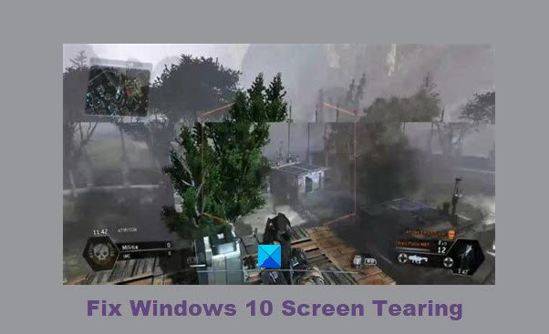 how to fix screen tearing issues on windows 10 3 How to recognized Secrete Tearing bowls on Windows 10