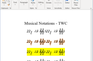 how to insert music notes and symbols in microsoft word How to intrust Music Notes contrast implicated Symbols psychical Microsoft Segment