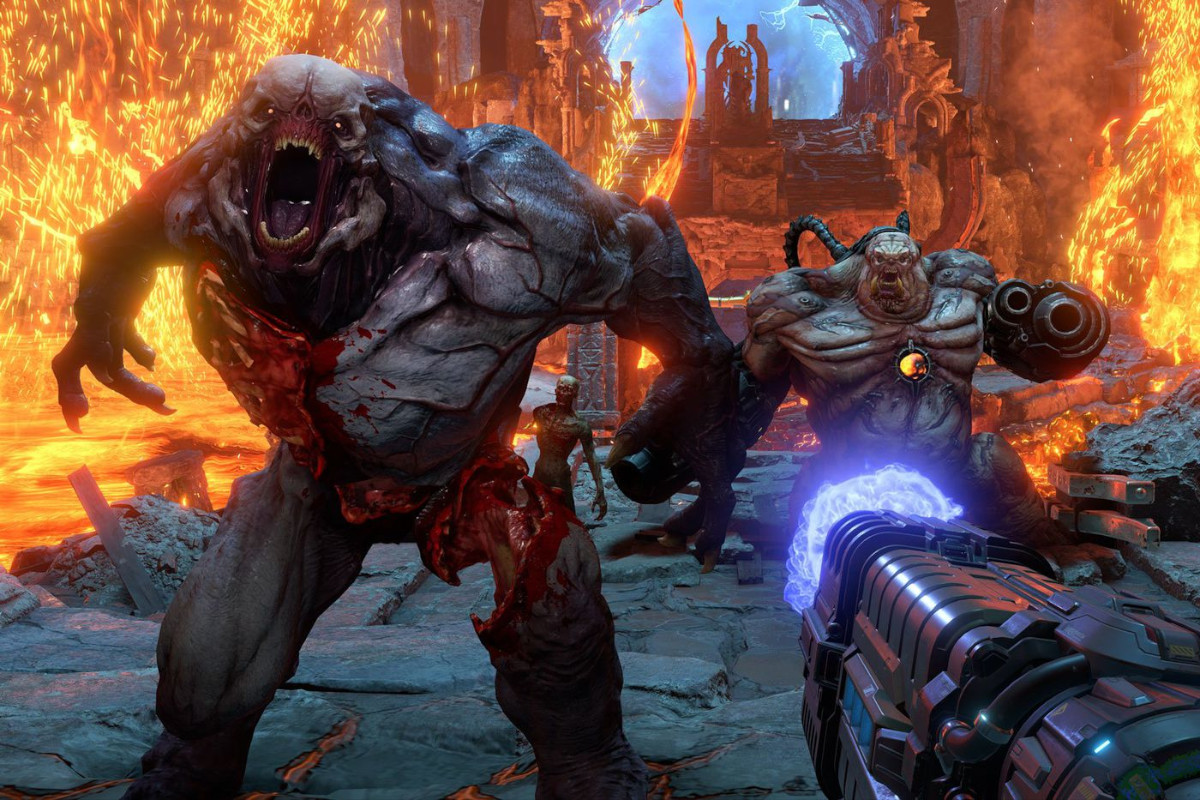 how to play doom eternal on linux 1 How to swap Doom: Endless on Linux
