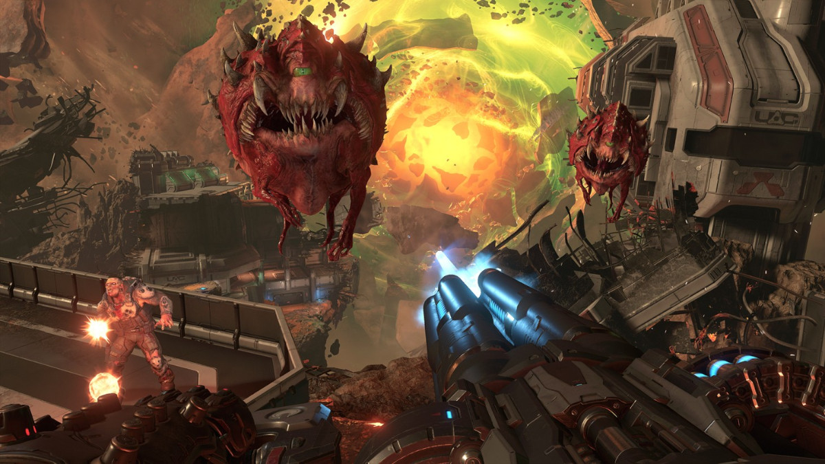 Doom: Unquestionably on Linux