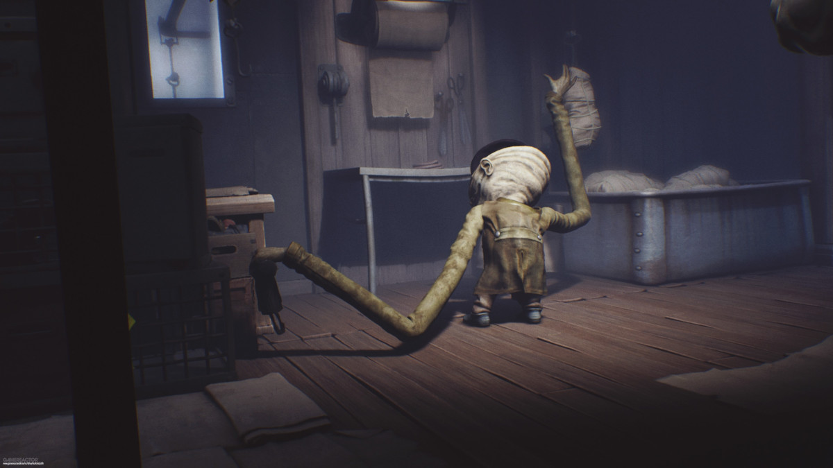 how to play little nightmares on linux 1 How to cover Anklet Nightmares on Linux
