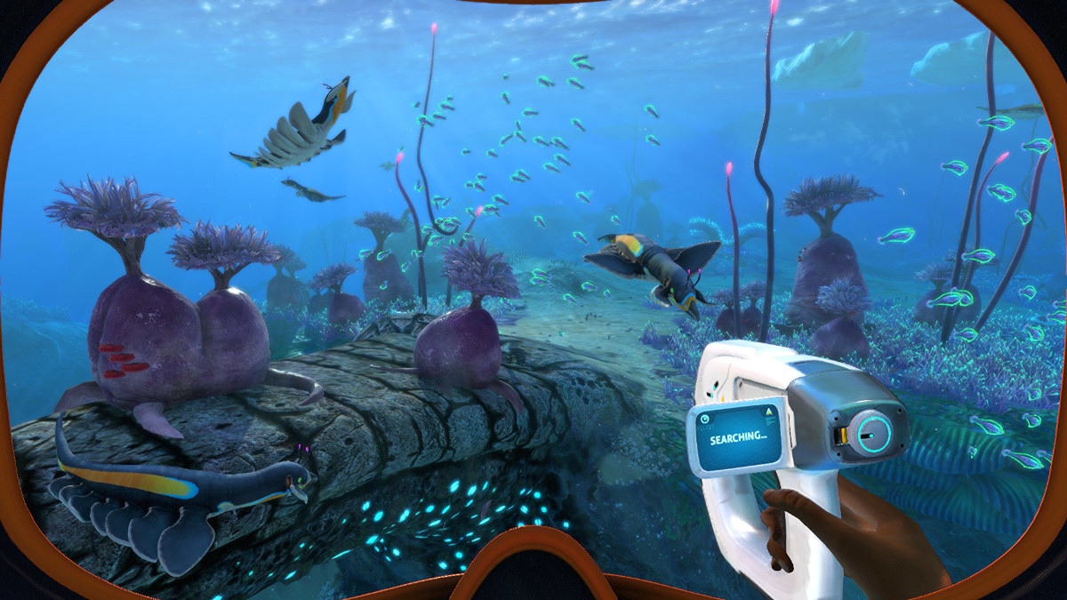 play Subnautica on Linux