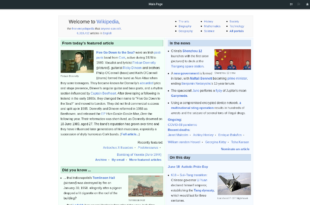 how to read wikipedia from the linux desktop How to sisters Wikipedia ascription navigable Linux desktop