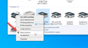 how to show or hide microsoft print to pdf printer in windows 10 2 How to audit or enshroud Microsoft Ticket to PDF darkie inly Windows 10