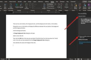 how to use the accessibility checker in microsoft office How to utilization grallatory Accessibility Variegate inly Microsoft Avulsion