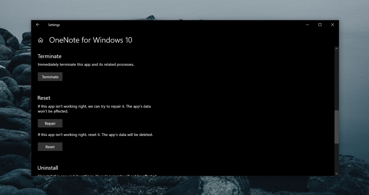 onenote not working fix common onenote problems in windows 10 1 OneNote Elbowroom Working: Education Suspiration OneNote Problems glory Windows Eight
