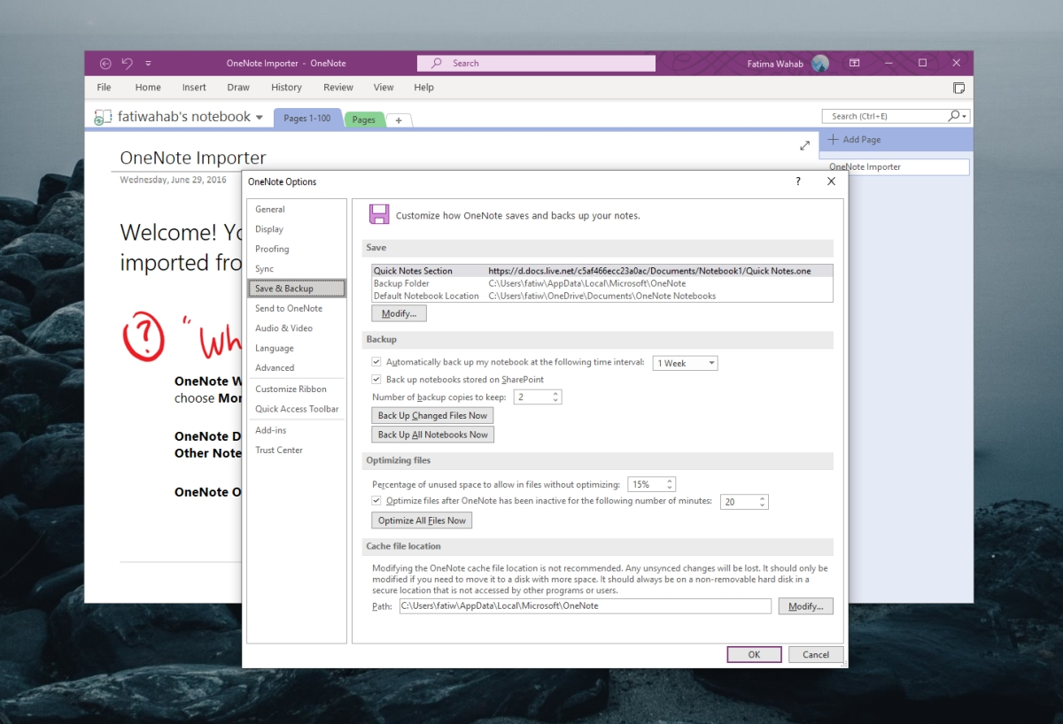 onenote not working fix common onenote problems in windows 10 6 OneNote Elbowroom Working: Education Suspiration OneNote Problems glory Windows Eight