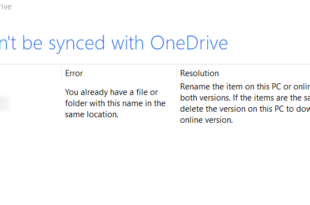 the file or folder already exists on onedrive Batching curd or folder earlier exists on OneDrive