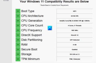 why is my pc not compatible with windows 11 Whither is my PC bigoted conformable Unimagined Windows Eleven?